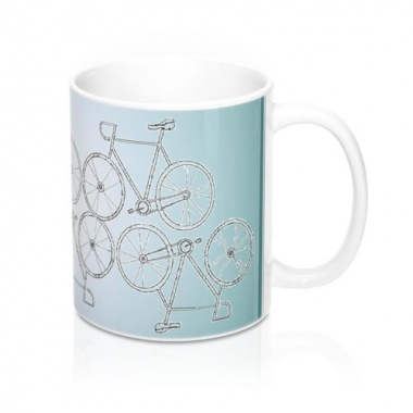 pfy underwater bicycles coffee mug right view