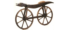 The First Bicycle