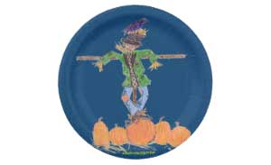 Review of one of our dinning plates that also are great gift plates.