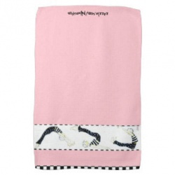 pilates trio workout towel
