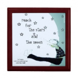 reach for the stars keepsake box view 2
