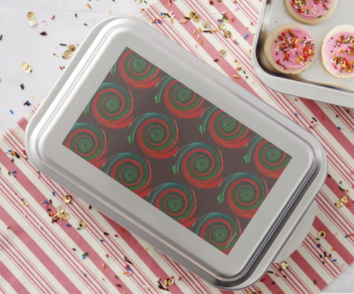 swirl pan - perfect gift for valentines