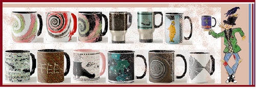 featured coffee mugs of polka dot junction